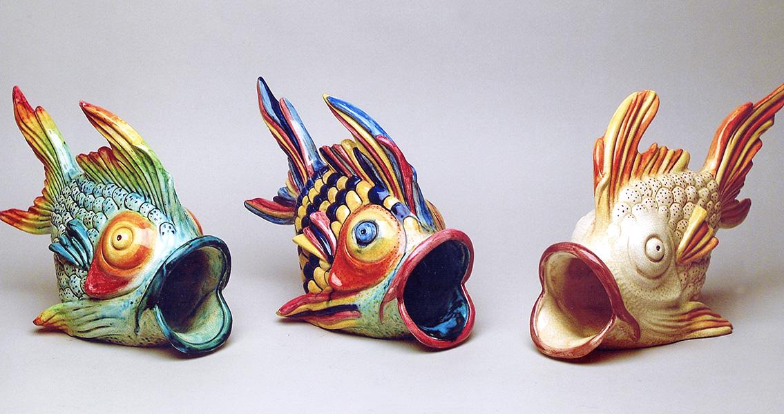 Favorito Produzione « Ceramiche Nazareno Picchiotti » Deruta, Umbria ITALY KW36