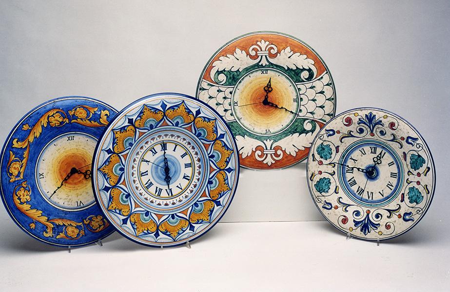 Produzione « Ceramiche Nazareno Picchiotti » Deruta, Umbria ITALY